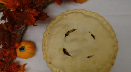 Kauffman's Thanksgiving Filling & Pie Sale